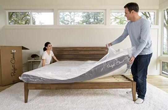 Perfect Cloud Atlas Memory Foam Atlas Gel Plus Mattress